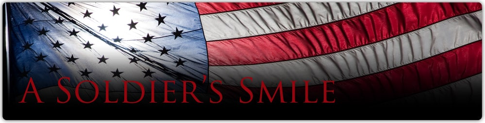 A Soldier's Smile